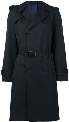 Maison Margiela buckled belt trench coat