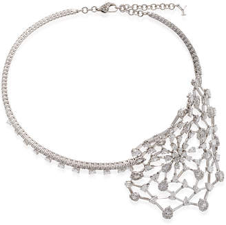 Yeprem Snowflakes Choker Necklace