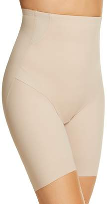 TC Fine Shapewear Cooling Effect Extra Firm Hi-Waist Thigh Slimmer Shorts