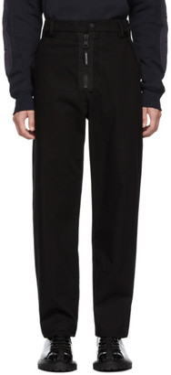 Craig Green Moncler Genius 5 Moncler Black Cotton Trousers