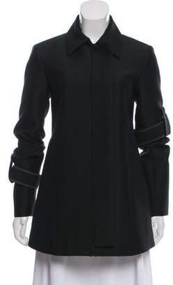 Celine Canvas Short Coat w/ Tags