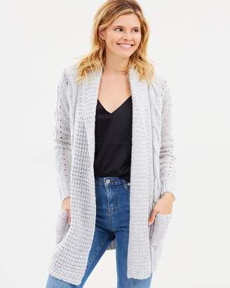 Sass Candy Crush Cable Cardigan