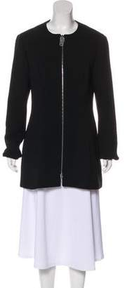 Christian Dior Wool Short Coat w/ Tags