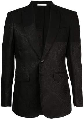 Isabel Benenato paisley print blazer