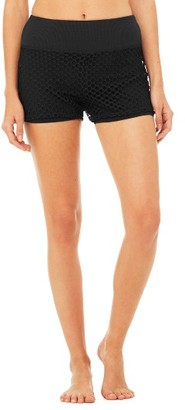 Women's Alo Summer Time Shorts $64 thestylecure.com