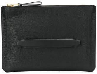 Tom Ford zip clutch bag