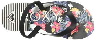028b3091a Roxy Kids  Tw Tahiti Flip Flop Toddler Sandal