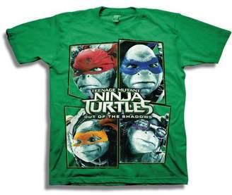 Teenage Mutant Ninja Turtles Movie Boys' Short Sleeve T-Shirt