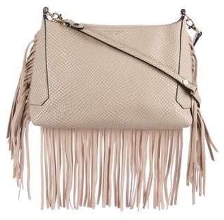 Henri Bendel Fringe Rivington Crossbody Bag w/ Tags