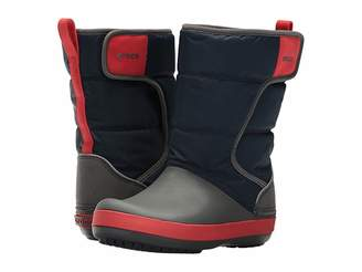 Crocs LodgePoint Snow Boot (Toddler/Little Kid)