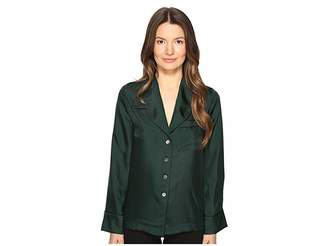McQ Lounge Shirt Women's Long Sleeve Button Up
