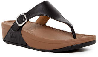 Fitflop The Skinny Sandal $90 thestylecure.com