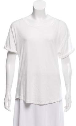 Organic by John Patrick Short Sleeve Casual T-Shirt
