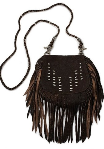 Vanessa Mooney Fringe Bag