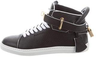 Buscemi 100MM Round-Toe Sneakers w/ Tags