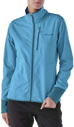 Patagonia All Free Softshell Jacket - Women's $129 thestylecure.com