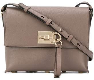 Salvatore Ferragamo keyring detail shoulder bag