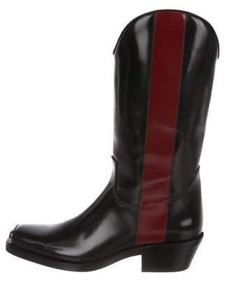 Calvin Klein Ellie Western Mid-Calf Boots w/ Tags