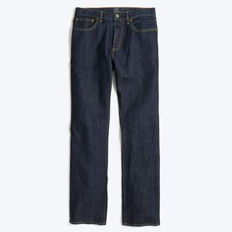 J.Crew Bleecker athletic-fit jean in dark rinse