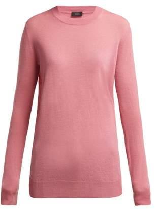 Joseph Cashmere Sweater - Womens - Pink