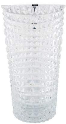 Rogaska Brilliance Crystal Vase
