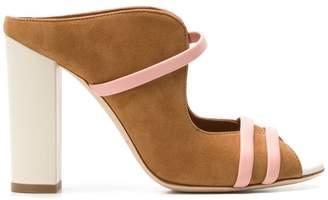 Malone Souliers By Roy Luwolt Maureen block heel sandals