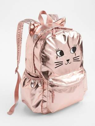 Gap Cat Metallic Senior Backpack