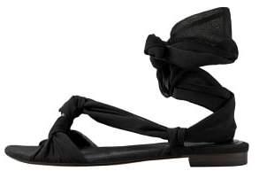 MANGO Ring straps sandals