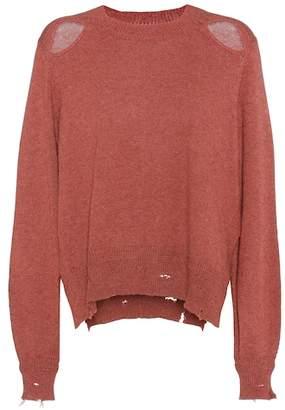 Etoile Isabel Marant Isabel Marant, Étoile Kelia cotton and wool sweater