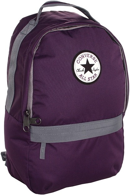 Converse Stuff It Backpack Poly - Small (Blackberry) - Bags and Luggage