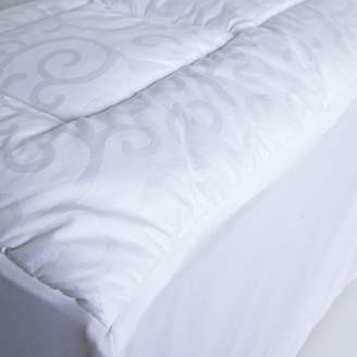 Asstd National Brand DownLinens Waterproof 300tc Luxury Mattress Pad
