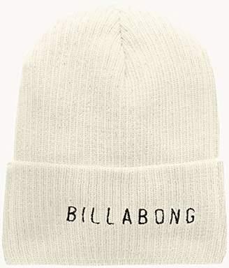 Billabong (ビラボン) - [ビラボン] [レディース] ニットキャップ (ベーシック)[ AI014-924 / BEANIE ] 帽子 かわいい WIN_ワイン US F (FREE サイズ)
