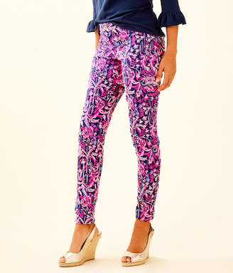 "Lilly Pulitzer 29"" Kelly Skinny Ankle Pant"
