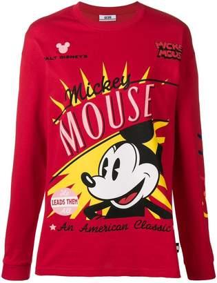 Gcds GCDS x Disney vintage Mickey Mouse sweatshirt