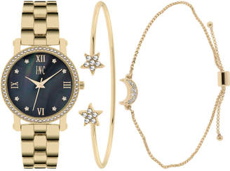 INC International Concepts I.n.c. Women's Bracelet Watch 32mm Set, Created for Macy's
