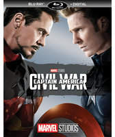 Disney Captain America: Civil War Blu-ray + Digital Copy