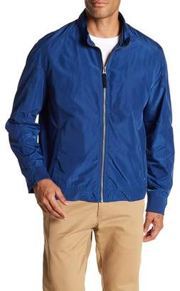 Cole Haan Packable Zip Up Windbreaker
