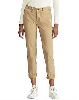 Polo Ralph Lauren Brooke Slim Leg Pant