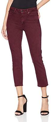 Paige Women's Hoxton Straight Crop Jean