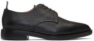 Thom Browne Black Leather Derbys