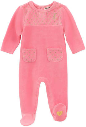 Juicy Couture Velour Coverall