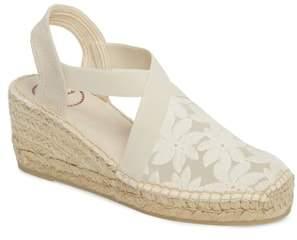 Toni Pons Terra Espadrille Wedge Sandal