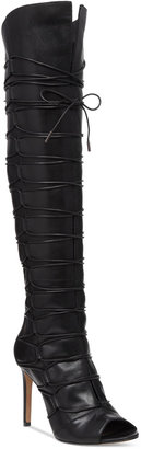 Vince Camuto Kesta Over-The-Knee Boots $199 thestylecure.com