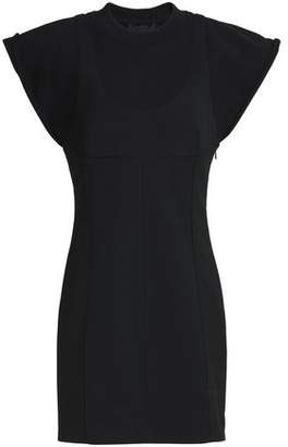 Alexander Wang Ponte Mini Dress