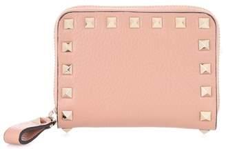 Valentino Rockstud leather wallet