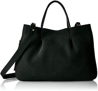 Milly Astor Suede Pinched Tote