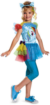 My Little Pony Disguise Inc. Disguise Rainbow Classic Costume