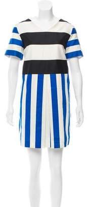 Marimekko Striped Mini Dress w/ Tags