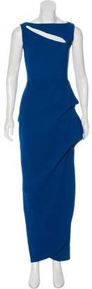 Chiara Boni Cutout Evening Dress
