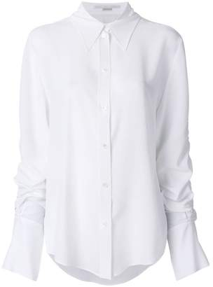Stella McCartney front button shirt